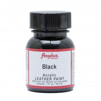 Angelus peinture acrylique 001-Black 29,5ml